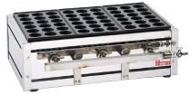 『 たこ焼き器 ガス たこ焼き 』大だこ焼器 18穴 ETL-183 LPガス【 メーカー直送/後払い決済不可 】