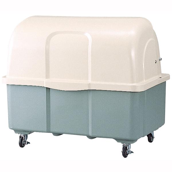 『 ゴミ箱 ゴミステーションボックス 』ジャンボペール HG1000-T【 メーカー直送/代金引換決済不可 】