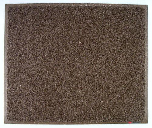 3M エキストラデューティ[裏地なし] 900×1200mm 茶 【 業務用 【 玄関入口用マット 】
