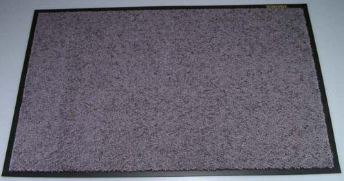 ロンステップ マットランナー 900×1800mm グレー 【 業務用 【 玄関入口用マット 】