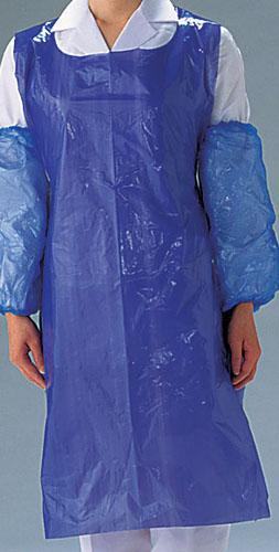 パル ポリエプロン[200枚×5ロール] OA301B ブルー 【 キャップ 帽子 衛生帽 】