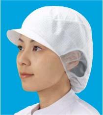 シンガー電石帽 SR-5 [20枚入] 長髪 【 業務用 【 キャップ 帽子 衛生帽 】