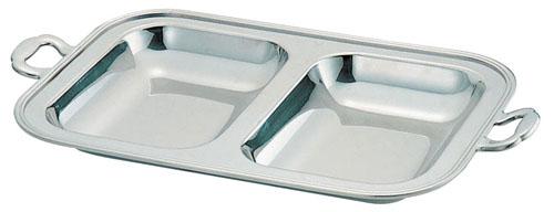 UK18-8バロン角チェーフィング用 フードパンダブル 22インチ 【 業務用 【 チェーフィングディッシュ バイキング 皿 ホテルパン ステンレス 】