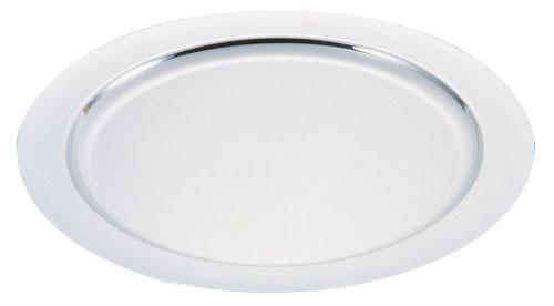 UK18-8プレーンタイプ丸皿 32インチ 【 業務用 【 食器 皿 チェーフィングディッシュ バイキング チェーフィング関連用品 ステンレス 】