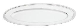 SW18-8モンテリー魚皿 30インチ 【 業務用 【 皿 チェーフィングディッシュ バイキング チェーフィング 関連用品 ステンレス 】