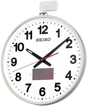 セイコー 電波ソーラー屋外型クロック SF211S 【 業務用 【 SEIKO[セイコー] 時計 】