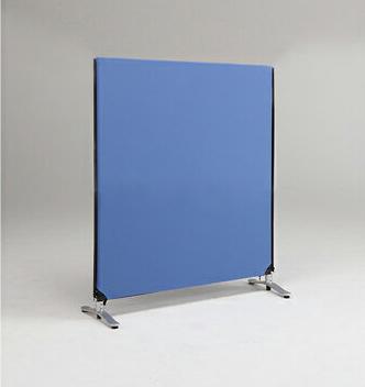 ZIP LINK システムパーティション 高さ1200mm YSNP100S-BL ブルー 1枚 林製作所 【メーカー直送/代金引換決済不可】【ECJ】