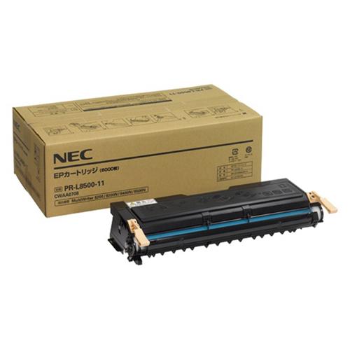 【まとめ買い10個セット品】 モノクロレーザートナー PR-L8500-11 ブラック 【ECJ】