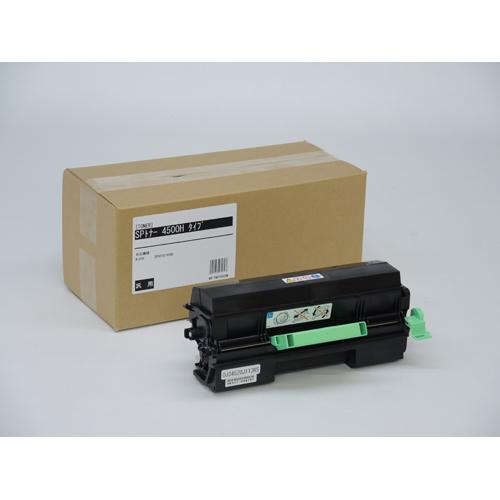 【まとめ買い10個セット品】 モノクロレーザートナー SPトナー 4500H タイプ汎用品 ブラック 【ECJ】