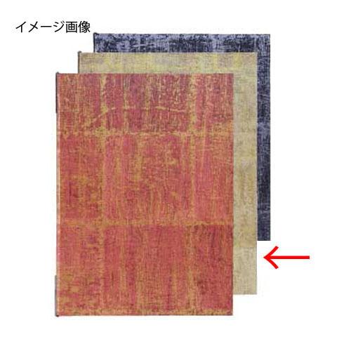【まとめ買い10個セット品】シンビ メニューブック LS-121 金