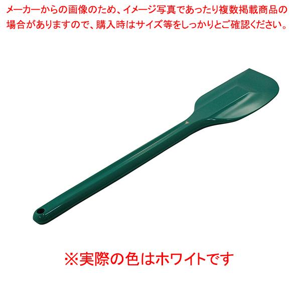 【まとめ買い10個セット品】 シリコンクリーンヘラ 小 ホワイト 【ECJ】