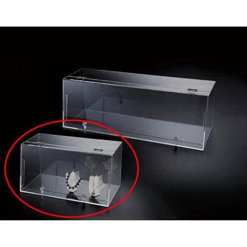 ショーケースボックス(鍵2個付き) W57cm【 演出・ディスプレイ用品 アクセサリーディスプレイ ガラス・アクリル製 ショーケースボックス 鍵2個付き) 】【ECJ】