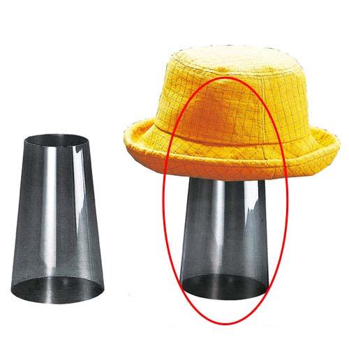 【まとめ買い10個セット品】 帽子立て 大 3個【店舗什器 パネル 壁面 小物 ディスプレー 店舗備品】【ECJ】