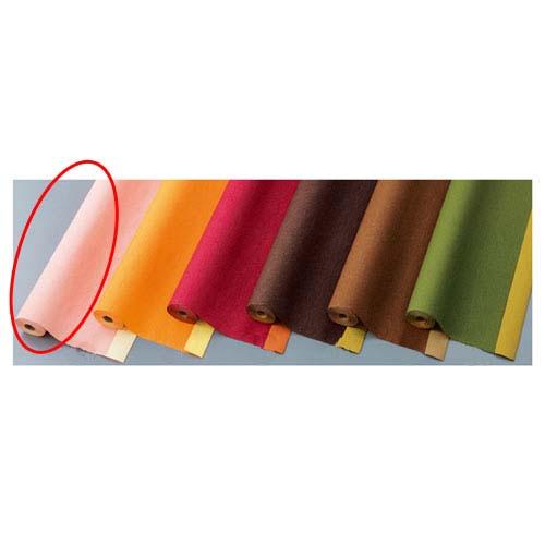 【まとめ買い10個セット品】 ビスクレープ ベビーピンク/ミルク【店舗什器 小物 ディスプレー ギフト ラッピング 包装紙 袋 消耗品 店舗備品】【ECJ】
