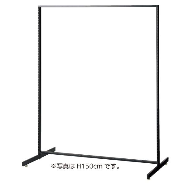 【まとめ買い10個セット品】 SF中央両面オープン W120×H135cm ブラック 【ECJ】