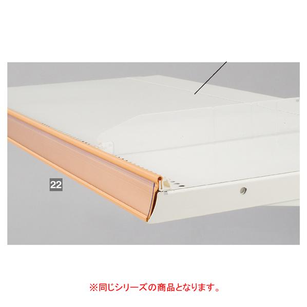 【まとめ買い10個セット品】 プライスレールJ 木目調 W60cm用 10本 【ECJ】