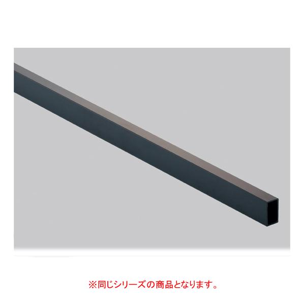 【まとめ買い10個セット品】 ミニ角バー 14×24mm W118.4cm ブラック 【ECJ】