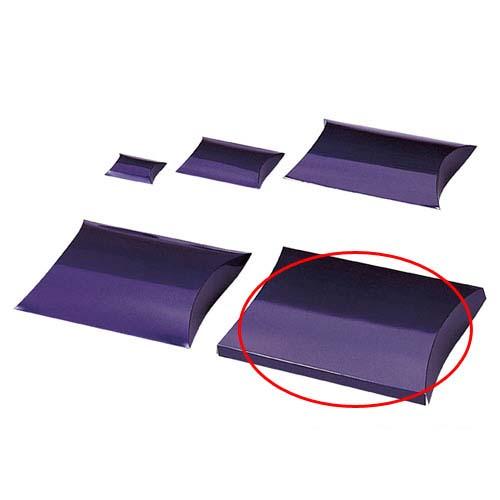 【まとめ買い10個セット品】 ギフトボックス 紫紺 36.5(32)×27×7 10枚【店舗什器 小物 ディスプレー ギフト ラッピング 包装紙 袋 消耗品 店舗備品】【ECJ】