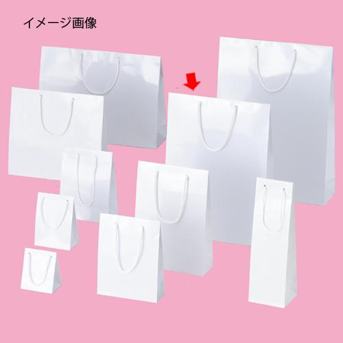 ブライトバッグ ホワイト 33×10×45 150枚【ECJ】