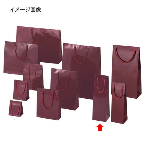 【まとめ買い10個セット品】 ブライトバッグ エンジ 11×10×36.5 10枚【ECJ】