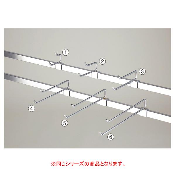 【まとめ買い10個セット品】 角バー用2段フックL5cm50本組 T 【ECJ】