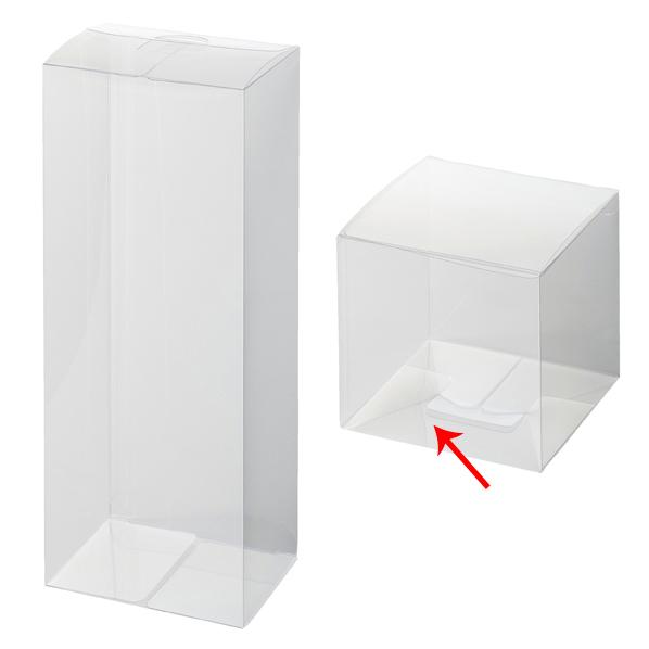 【まとめ買い10個セット品】 セットアップクリア四角BO×9.5×9.5cm20枚 【ECJ】