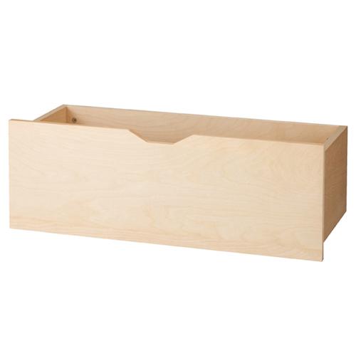 【まとめ買い10個セット品】 【業務用】木製収納トロッコ W90cm用 シナ【店舗什器 パネル ディスプレー 棚 店舗備品】【ECJ】