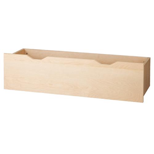 【まとめ買い10個セット品】 【業務用】木製収納トロッコ W120cm用 シナ【店舗什器 パネル ディスプレー 棚 店舗備品】【ECJ】