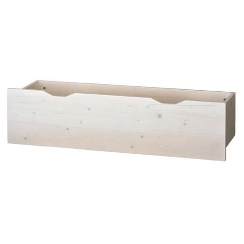 【まとめ買い10個セット品】 【業務用】木製収納トロッコ W120cm用 アルテンホワイト【店舗什器 パネル ディスプレー 棚 店舗備品】【ECJ】