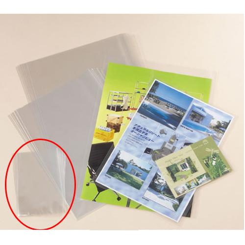 【まとめ買い10個セット品】 透明袋 お徳用セット 10.5×15.5 1000枚【ECJ】