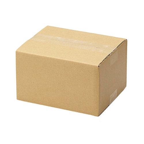 【まとめ買い10個セット品】 ダンボール 25×20×15cm 10枚【店舗什器 小物 ディスプレー ギフト ラッピング 包装紙 袋 消耗品 店舗備品】【ECJ】