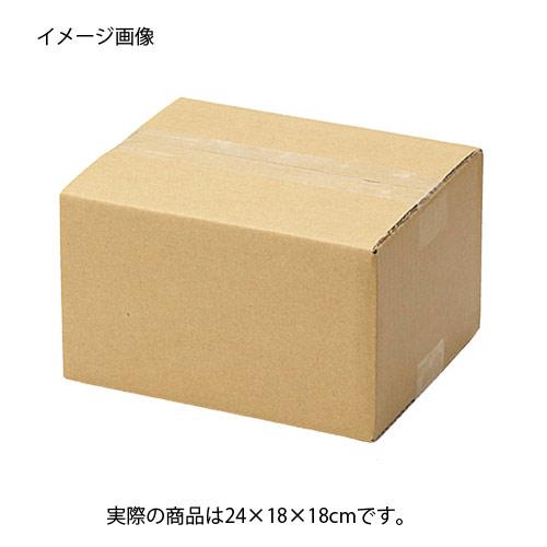 【まとめ買い10個セット品】 ダンボール 24×18×18cm 10枚【店舗什器 小物 ディスプレー ギフト ラッピング 包装紙 袋 消耗品 店舗備品】【ECJ】