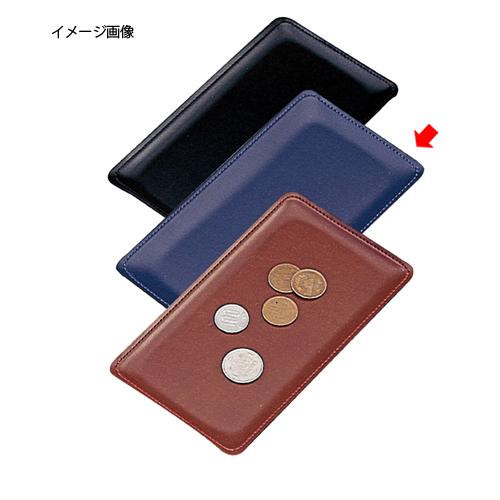 【まとめ買い10個セット品】 合皮トレー 紺【ECJ】