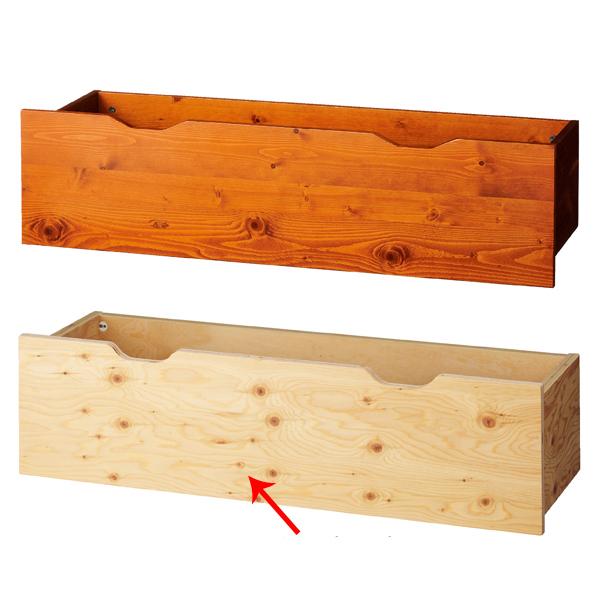 【まとめ買い10個セット品】 木製収納トロッコW120cm ラーチ合板t24mm (地板MDF) 【ECJ】