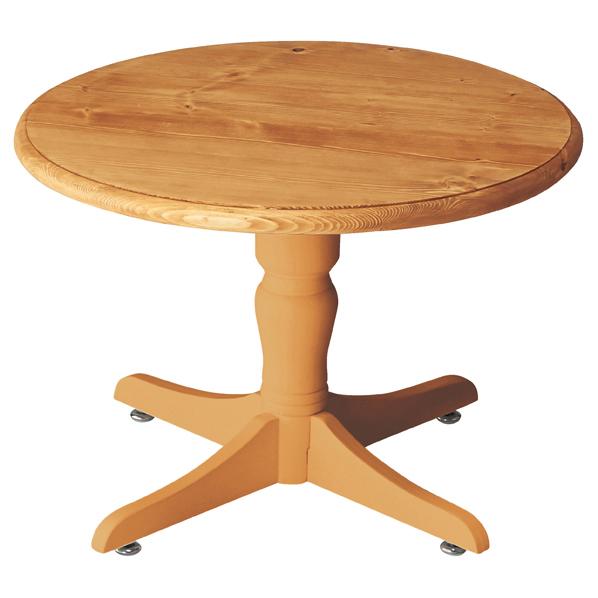 【まとめ買い10個セット品】 ネストカントリーテーブル 60cm ローテーブルナチュラル 【ECJ】