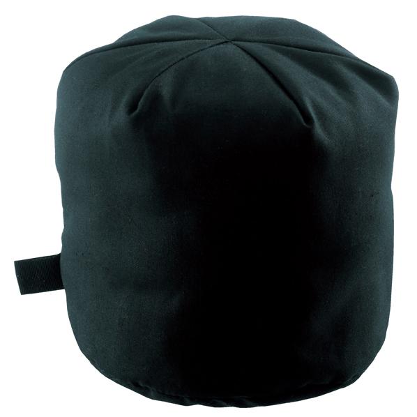 【まとめ買い10個セット品】 布製帽子キーパー黒 3個 【ECJ】