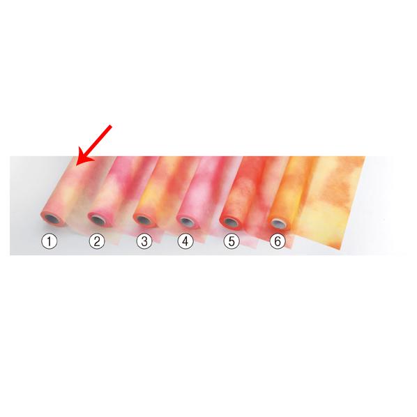 【まとめ買い10個セット品】 ミックス クリーム/ピンク 1巻 【ECJ】