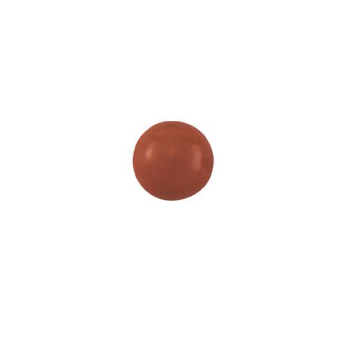 【まとめ買い10個セット品】 抽選器用玉 茶 100球【店舗什器 小物 ディスプレー POP ポスター 消耗品 店舗備品】【ECJ】