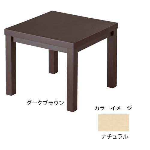 【まとめ買い10個セット品】 木製テーブル W55cm ナチュラル 【メーカー直送/代金引換決済不可】【店舗備品 店舗インテリア 店舗改装】【ECJ】