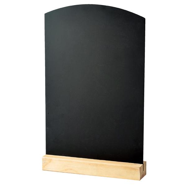 【まとめ買い10個セット品】 卓上ブラックサインボード 【ECJ】