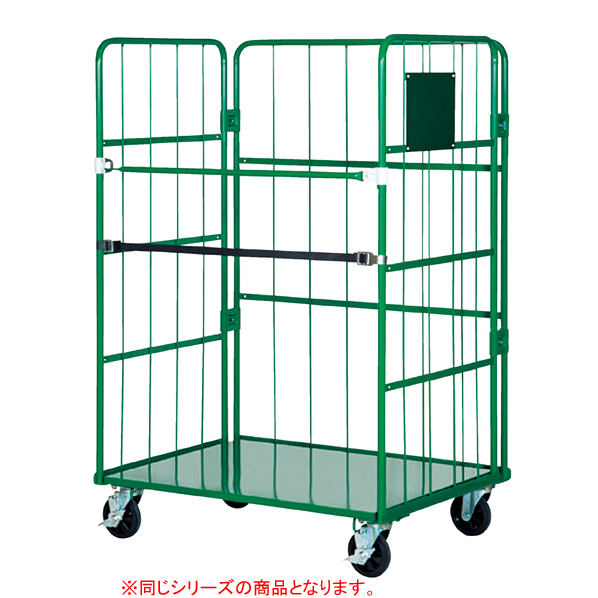 【まとめ買い10個セット品】 店舗用ラスパレ 床板スチールタイプ W80cm 【ECJ】