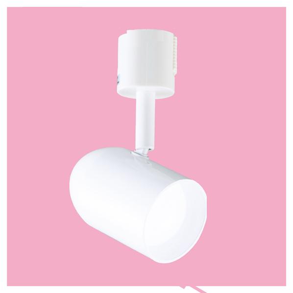 【まとめ買い10個セット品】 LEDスポットライト ホワイト 電球色 1台 【ECJ】