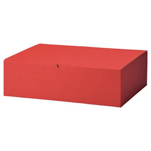 【まとめ買い10個セット品】 ギフトボックス エンジ 32×22×9 10枚【店舗備品 店舗インテリア 店舗改装】【ECJ】