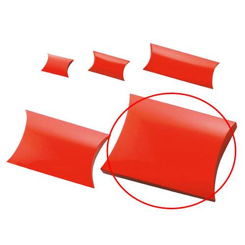 【まとめ買い10個セット品】 ギフトボックス 赤 40(34)×29.5×9.8 10枚【店舗備品 包装紙 ラッピング 袋 ディスプレー店舗】【ECJ】