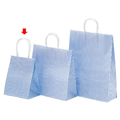 【まとめ買い10個セット品】 モノストライプ 21×12×25 50枚【店舗備品 包装紙 ラッピング 袋 ディスプレー店舗】【ECJ】