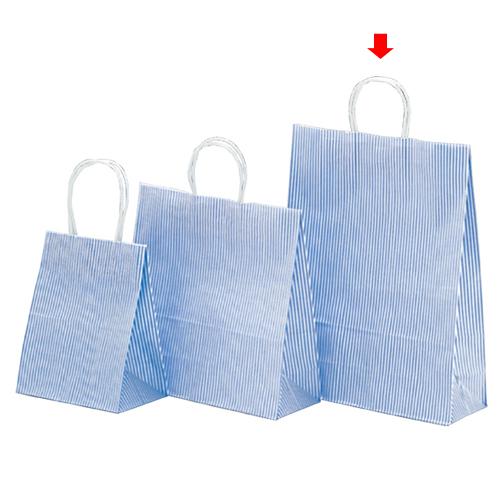 【まとめ買い10個セット品】 モノストライプ 32×11.5×41 200枚【店舗備品 包装紙 ラッピング 袋 ディスプレー店舗】【ECJ】