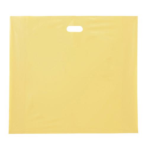 【まとめ買い10個セット品】 ベージュ 63×60×横マチ15 100枚【店舗備品 包装紙 ラッピング 袋 ディスプレー店舗】【ECJ】