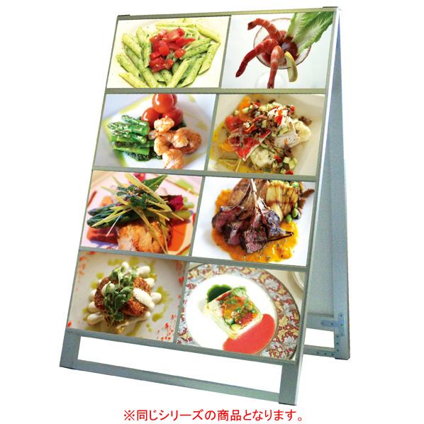 【まとめ買い10個セット品】 カードケーススタンド 16両面 ブラック 【ECJ】