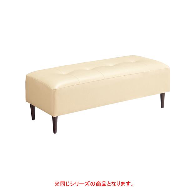 【まとめ買い10個セット品】 バギーベンチ W120cm モケット パープルピンク 【ECJ】