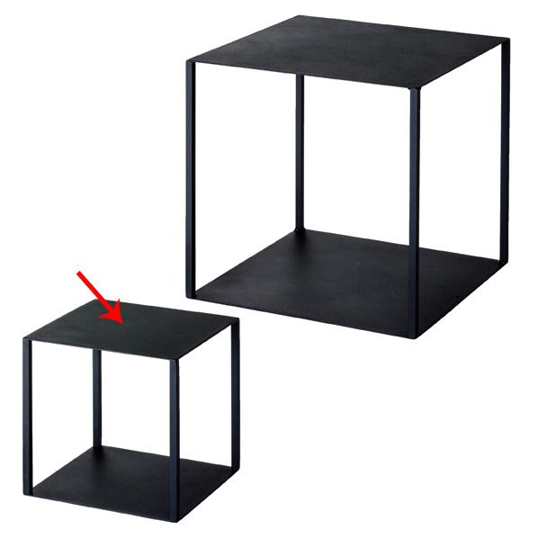 【まとめ買い10個セット品】 卓上ディスプレイキューブ 20cm角 SB1個 【ECJ】